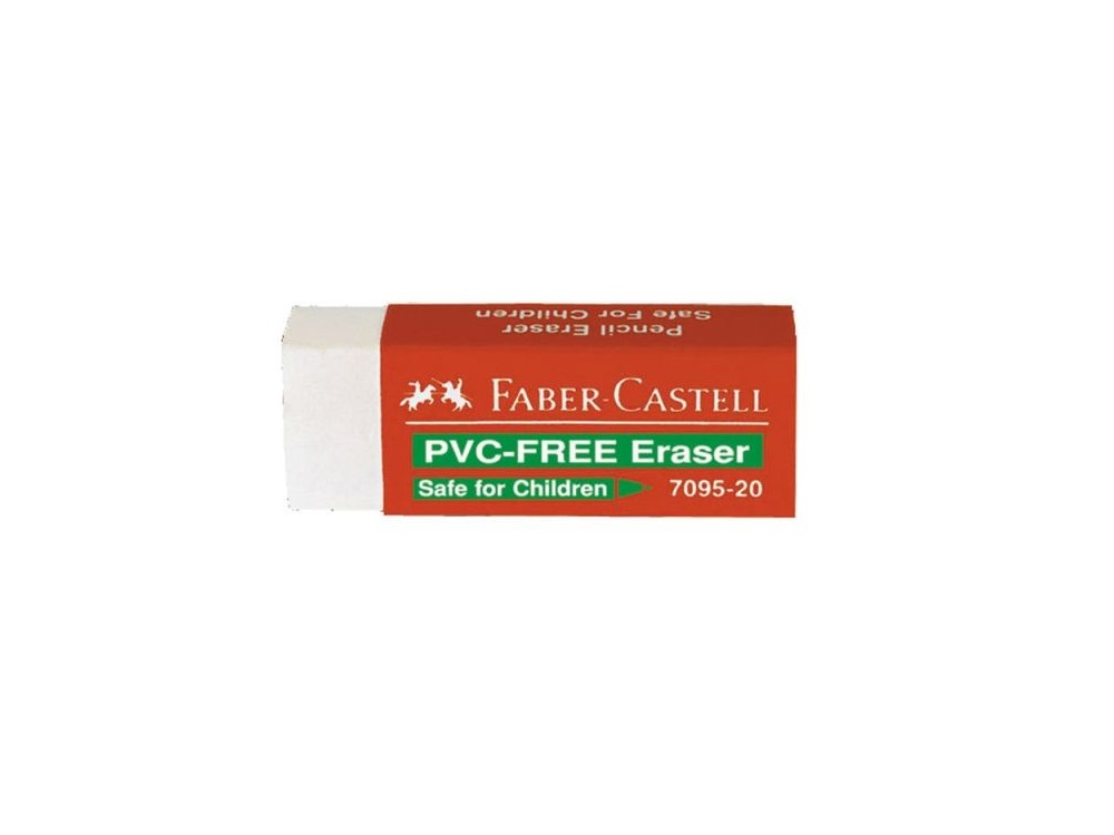 Gomma maxi Faber Castell