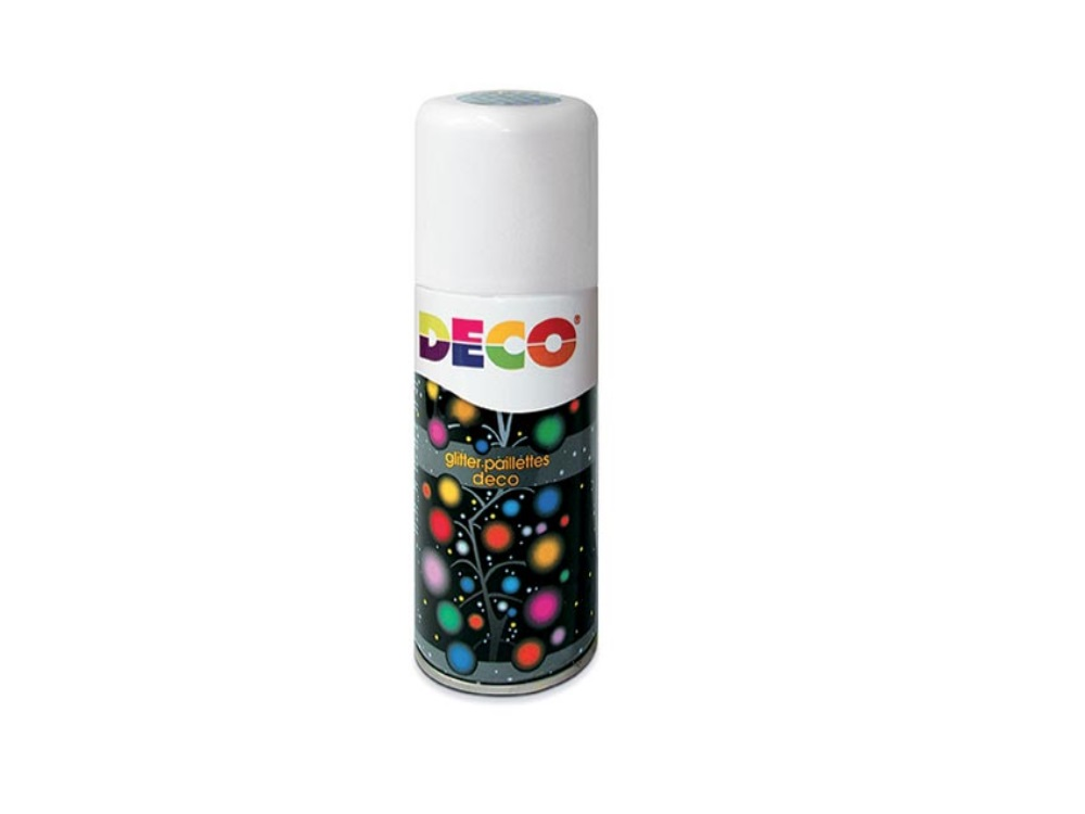 Bomboletta spray glitter